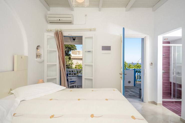 Anixis Hotel Rooms