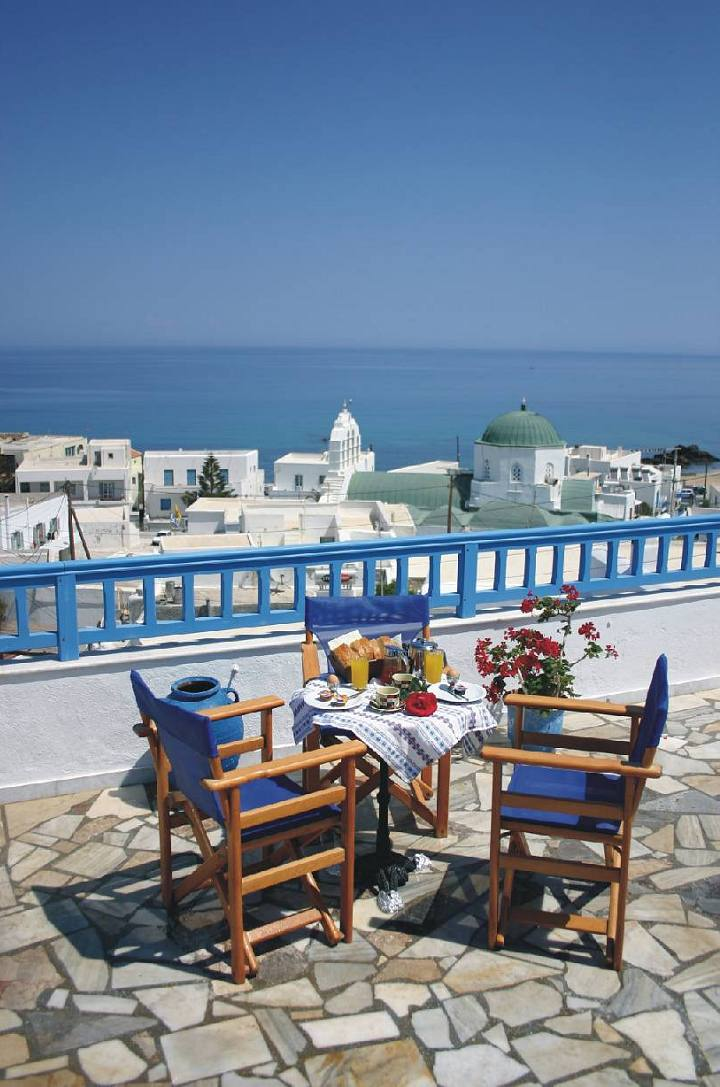 Hotel Anixis in Naxos